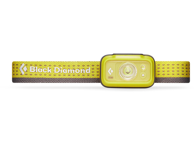 Black Diamond Cosmo 225 Otsalamppu, citrus